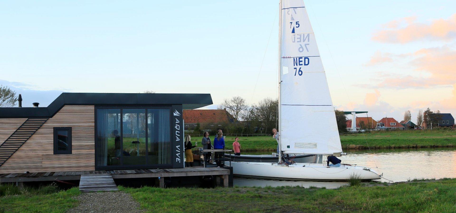 Boek nu uw ideale vakantie op het water met AquaVive Boats